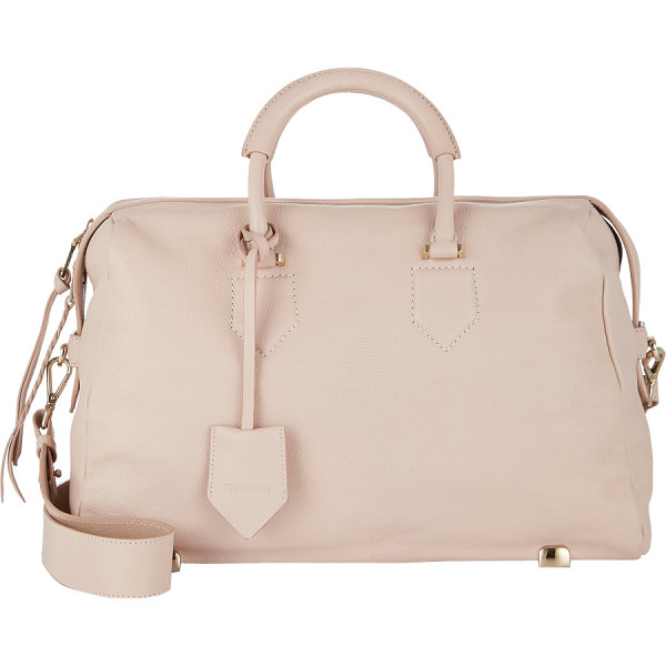 THAKOON Cornelia classic duffel-pink - Exclusively Ours! Part of a capsule collection of clean,...