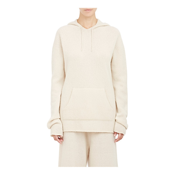 THE ROW Oversize didi hoodie-colorless - From The Row's Pre-Fall 2015 collection, cream...