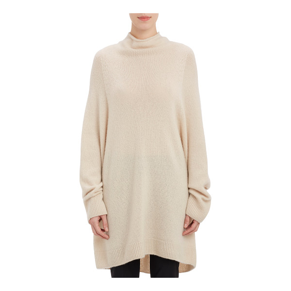 THE ROW Oversize mandel sweater-nude - From The Row's Pre-Spring 2015 Collection, a beige...