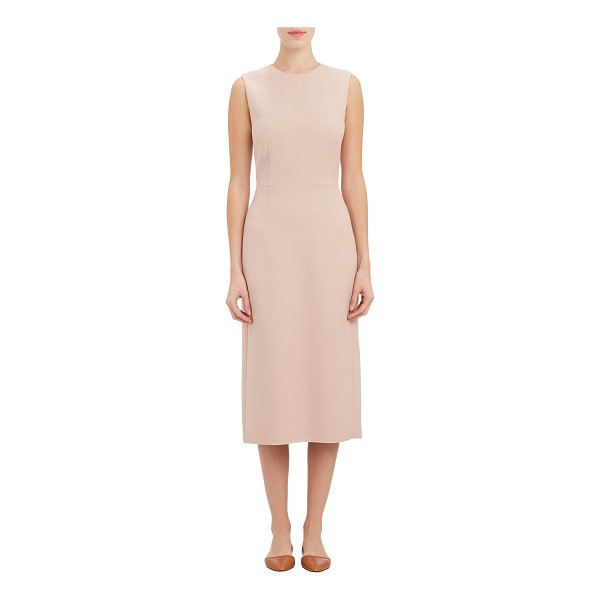 THE ROW Wool iya sheath-pink - From The Row's Pre-Spring 2015 Collection, a blush...