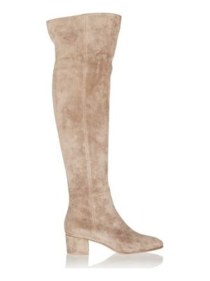 GIANVITO ROSSI Suede Over-The