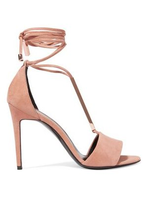 Pierre Hardy suede sandals