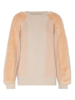 Stella McCartney faux fur