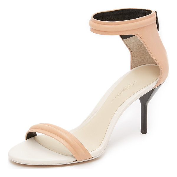 3.1 PHILLIP LIM Martini sandals - Elegant 3.1 Phillip Lim sandals with a slim silhouette.