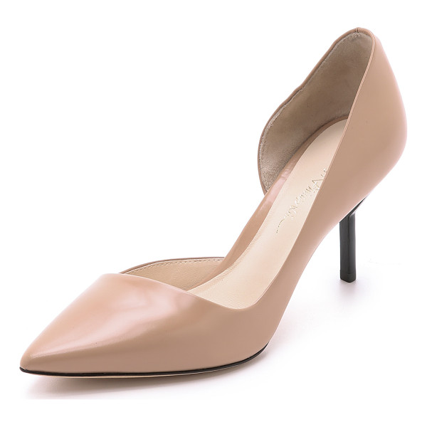 3.1 PHILLIP LIM Martini pumps - Sophisticated 3.1 Phillip Lim pumps in a d'orsay kitten...
