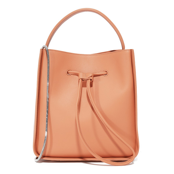 3.1 PHILLIP LIM soleil small bucket bag - A scaled-down leather bucket bag by 3.1 Phillip Lim,