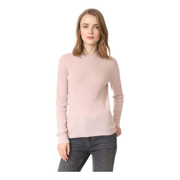 360SWEATER priscilla cashmere sweater - Exclusive to Shopbop. This simple sweater is lovingly...