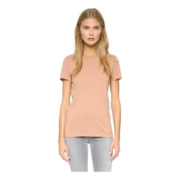 ACNE STUDIOS Bliss c base tee - A simple cotton Acne Studios tee with a luxe hand. Crew...