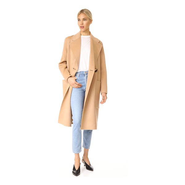 ACNE STUDIOS carice double trench coat - This oversized Acne Studios trench coat is composed of...