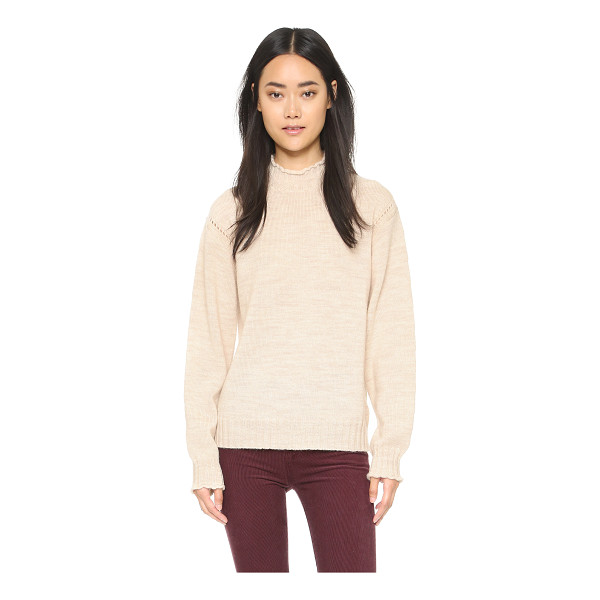 AG ADRIANO GOLDSCHMIED Ag Alexa Chung X Ag Scotland Sweater - A collaboration between style icon Alexa Chung and AG...