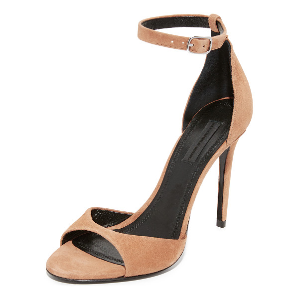 ALEXANDER WANG tilda sandals - Exclusive to Shopbop. Sophisticated suede Alexander Wang