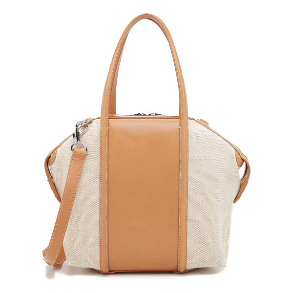 ALEXANDER WANG Emile tote - A sturdy, sculpted Alexander Wang handbag with textured