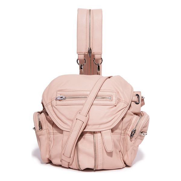 ALEXANDER WANG mini marti backpack - A petite version of the Alexander Wang Marti backpack,...