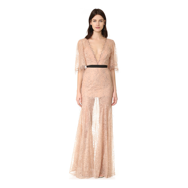 ALICE MCCALL look good feel good gown - Description NOTE: Sizes listed are Australian. Please see...