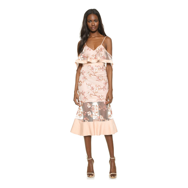 ALICE MCCALL Crystalised dress - Description NOTE: Sizes listed are Australian. Please see...