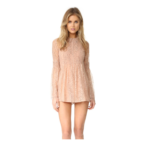 ALICE MCCALL hands to myself romper - Description NOTE: Sizes listed are Australian. Please see...