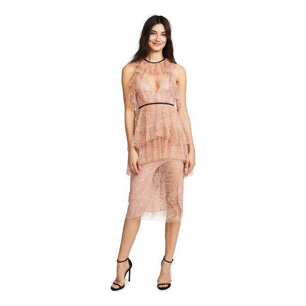 ALICE MCCALL ocean drive dress - This Alice McCall romper is composed of gossamer-like tulle...