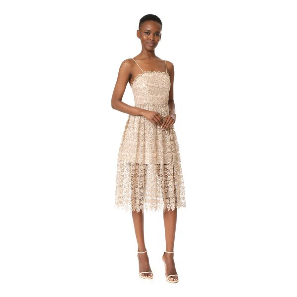 ALICE + OLIVIA alma party dress - A pretty alice + olivia party dress in shimmering, sequined...