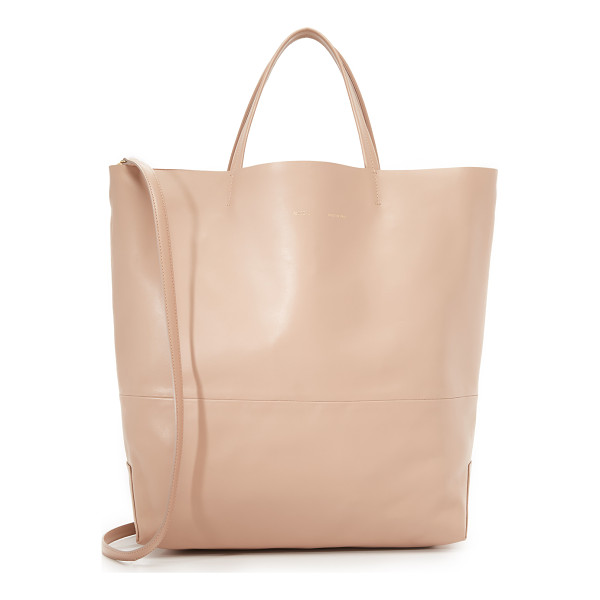 ALICE.D Large tote - A slouchy Alice.D tote in rich leather. Laser cut top line....