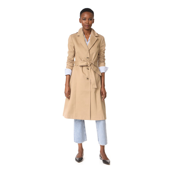 ANINE BING classic trench coat - An ANINE BING trench coat with a classic, utilitarian look....