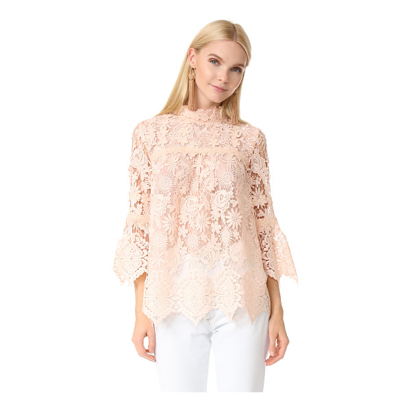 ANNA SUI romanitque lace top - Exclusive to Shopbop. A victorian-inspired Anna Sui blouse...