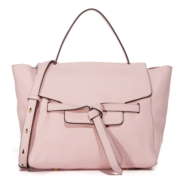 ANNABEL INGALL annie satchel - A slouchy Annabel Ingall tote in pebbled leather. Slim back...