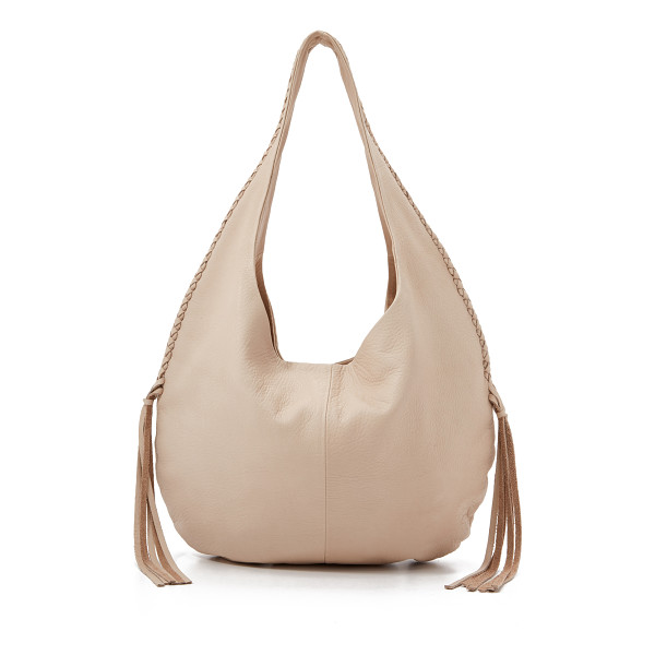 B-LOW THE BELT Maddie hobo - A slouchy B Low The Belt hobo bag in supple leather. Long