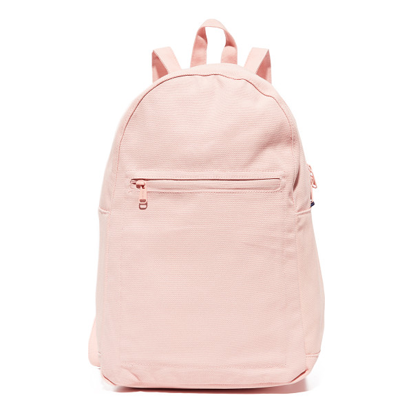 BAGGU zip backpack - This unstructured BAGGU backpack is created from durable