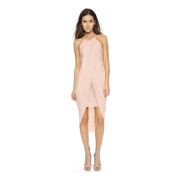 BAILEY 44 Day lily dress - A relaxed Bailey44 dress with a full length slit. Raw hem....
