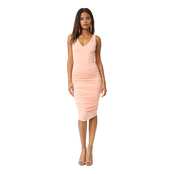 BAILEY 44 Bailey44 Enigma Dress - Shirred sides create a ripple effect on this formfitting...