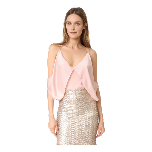 BAILEY 44 kate top - A lingerie-inspired Bailey44 top, composed of slinky...