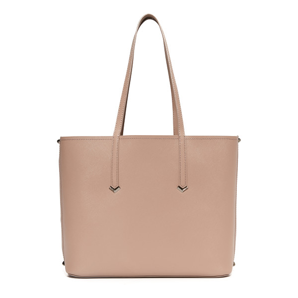 BOTKIER Botkier Bowery Tote - Decorative zip trim punctuates the sides of this roomy