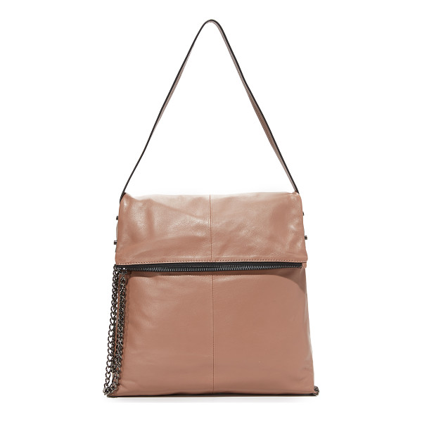 BOTKIER irving hobo bag - A slouchy Botkier hobo bag crafted in soft leather. Slim