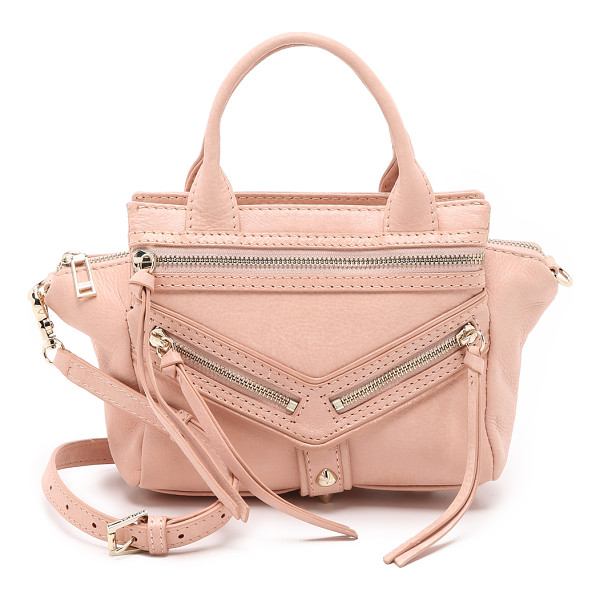 BOTKIER Trigger mini satchel - A scaled down Botkier satchel rendered in glossy leather.