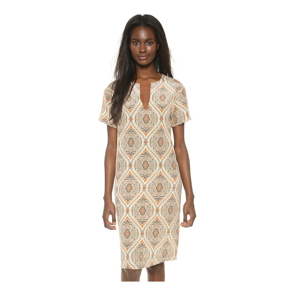 BY MALENE BIRGER Pahpah paisley dress - Rich paisley brings depth to a clean lined By Malene Birger...