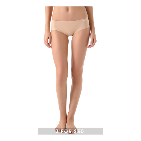 CALVIN KLEIN UNDERWEAR Calvin Klein Underwear Invisibles Hipster - Special value! 1 for $12 or 3 for $30. These seamless...