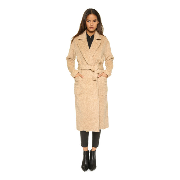 CAMILLA AND MARC Compassion coat - A soft camilla and marc trench coat with an oversized...