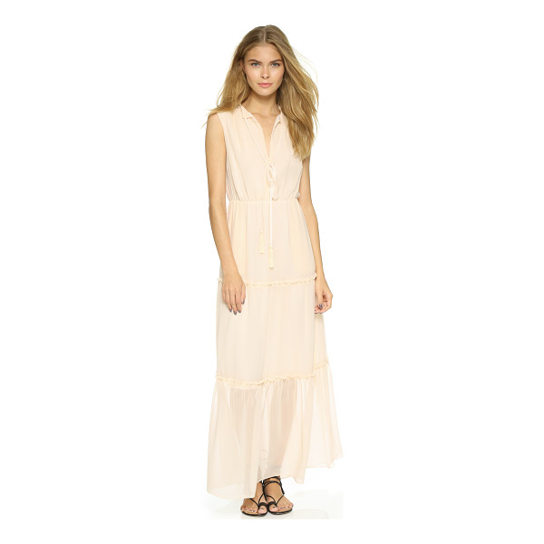 CANDELA Charming dress - A delicate Candela dress with ruffled seams at the full...