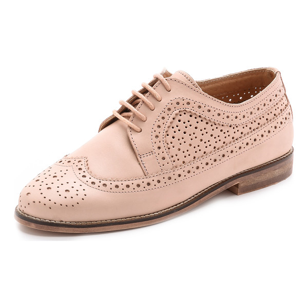 CARVELA KURT GEIGER Lad oxfords - Menswear inspired Carvela Kurt Geiger oxfords feel feminine