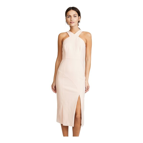 CINQ A SEPT melina dress - Sculpted seams trace the figure-hugging silhouette of this...