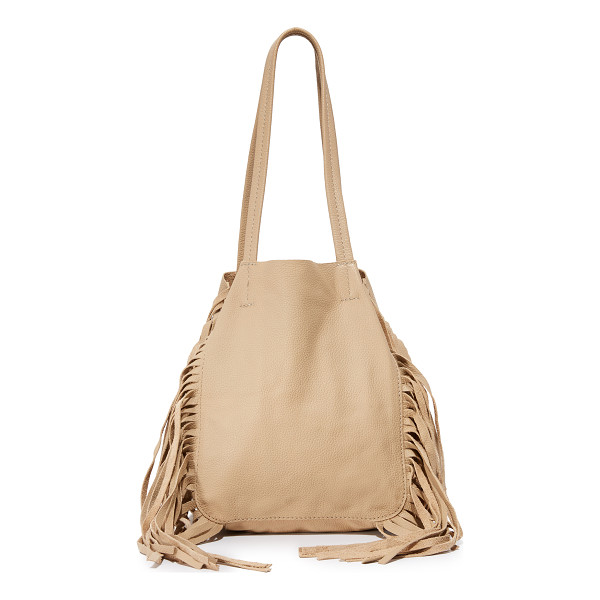 CLEOBELLA Small hendrix tote - This eclectic Cleobella handbag is made from pebbled