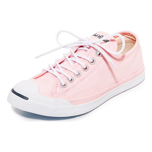 CONVERSE jack purcell lp ox sneakers - Classic Converse Jack Purcell sneakers, updated in...