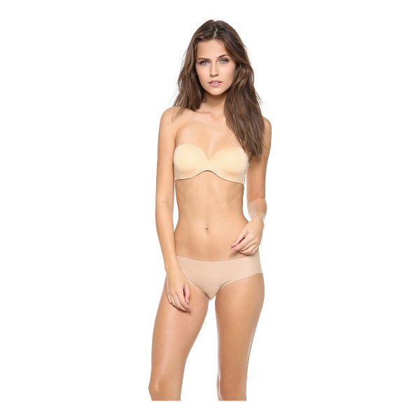 COSABELLA marni strapless bra - This jersey underwire bra features lightly molded cups....