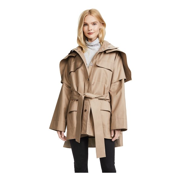 COURREGES veste vareuse jacket - A versatile Courreges jacket with removable, long sleeves...