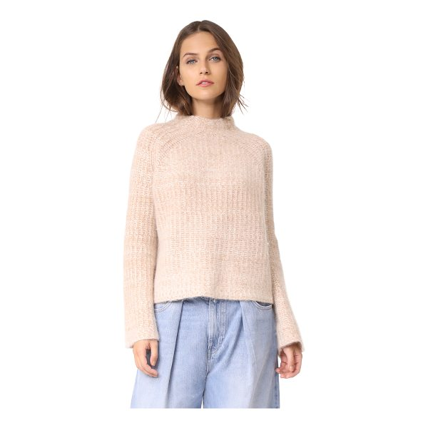 DEMYLEE harris sweater - Brushed fibers lend a cozy touch to this relaxed DEMYLEE...