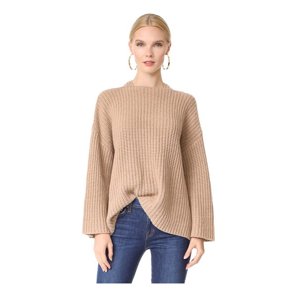 DEREK LAM 10 CROSBY crossover sweater - This cozy Derek Lam 10 Crosby sweater is styled with a...