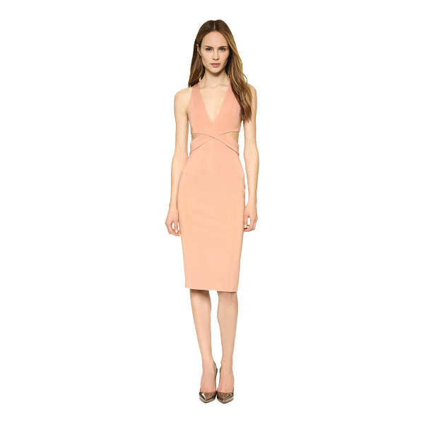 DION LEE Belted symmetry dress - Description NOTE: Sizes listed are Australian. Please see...
