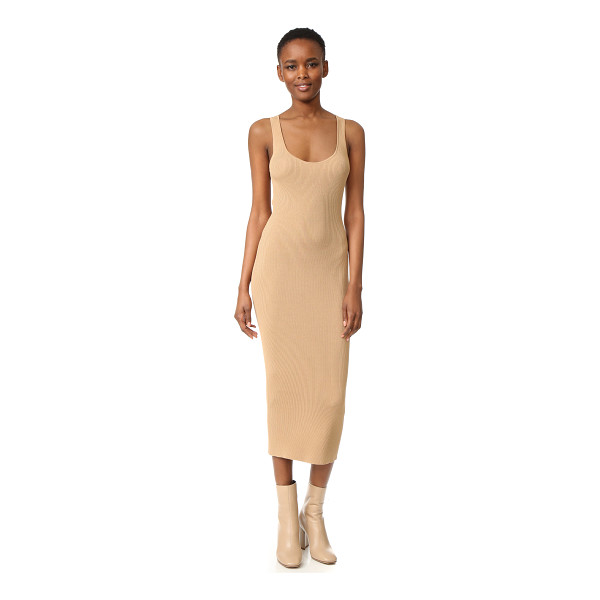 DION LEE ribbed tank dress - Description NOTE: Sizes listed are Australian. Please see...