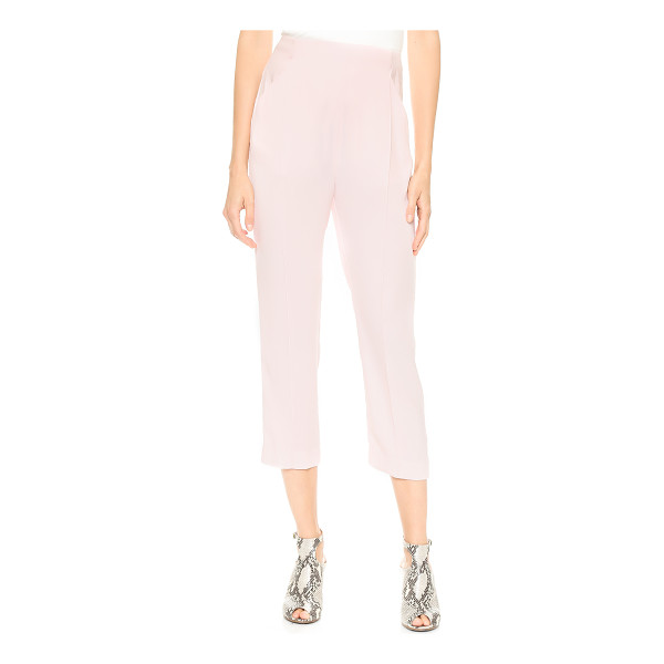 DION LEE Tailored tux pants - Description NOTE: Sizes listed are Australian. Please see...