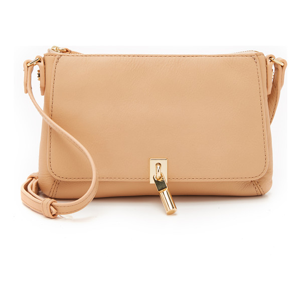 ELIZABETH AND JAMES Cynnie micro cross body bag - An Elizabeth and James cross body bag in smooth leather.